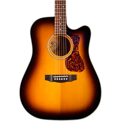 Guild D-140CE Westerly Collection Dreadnought Acoustic-Electric Guitar