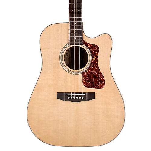 Guild D-150CE Westerly Collection Dreadnought Acoustic-Electric Guitar Natural