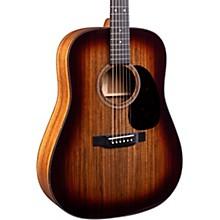 Martin D-16E 16 Series Ovangkol Burst Acoustic-Electric Guitar