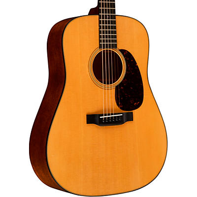 Martin D-18 Standard Dreadnought Acoustic Guitar