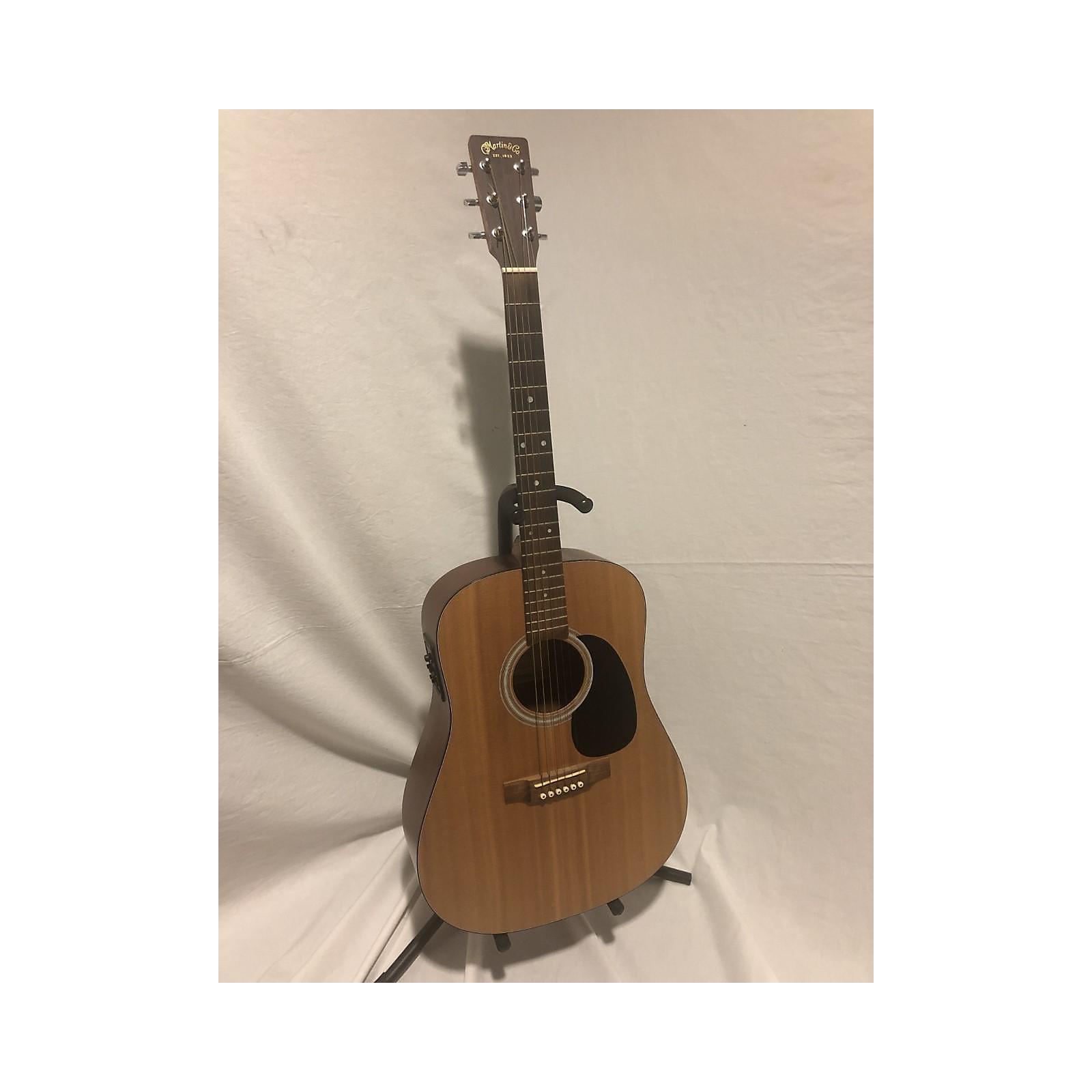 Martin D-1E Acoustic Electric Guitar