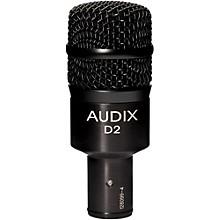 Open BoxAudix D-2 Drum Microphone