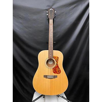 Guild D-240E Acoustic Electric Guitar