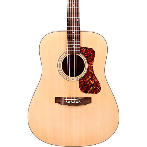 Guild D-240E Flamed Mahogany Acoustic-Electric Guitar