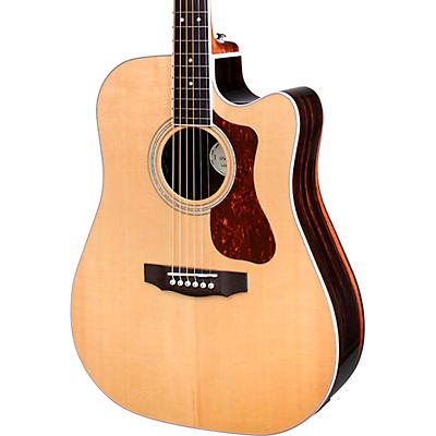 Guild D-260CE Deluxe Dreadnought Acoustic-Electric Guitar