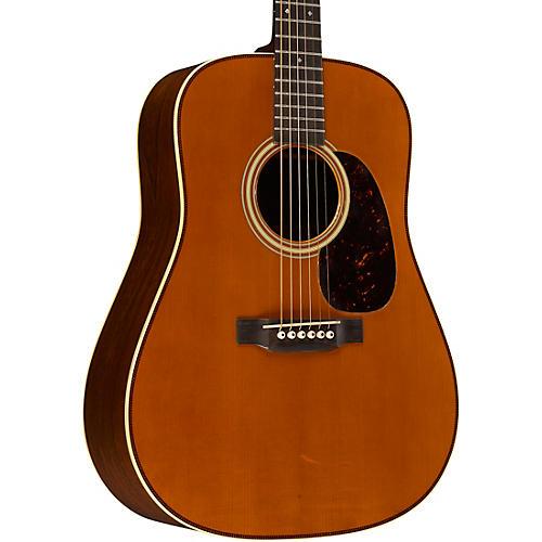 Martin D-28 Authentic 1937 VTS Aged Dreadnought Acoustic Guitar Vintage Natural