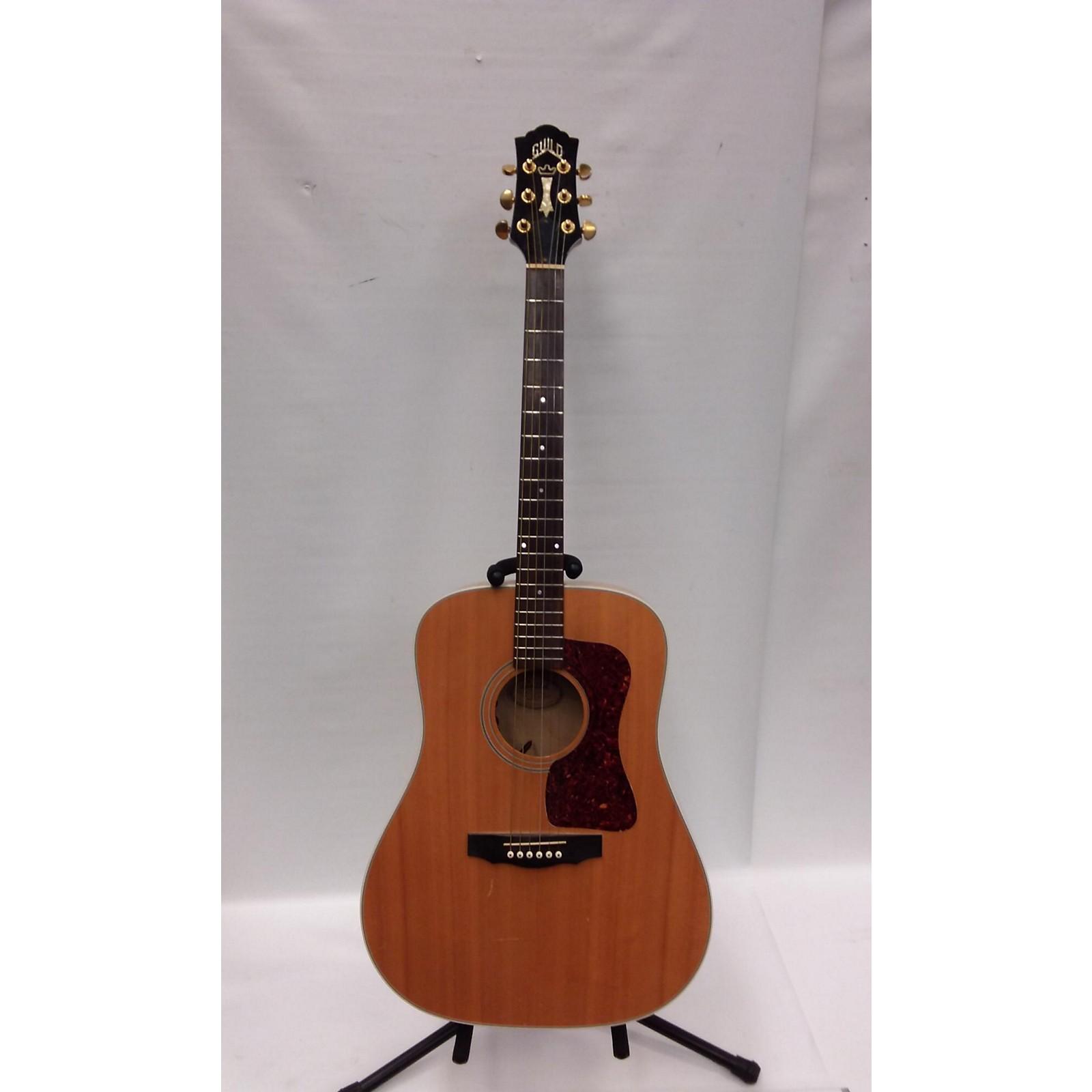 Guild D 30 Acoustic Electric Guitar