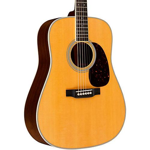 Martin D-35 Standard Dreadnought Acoustic Guitar Aged Toner