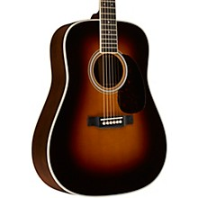 D-35 Standard Dreadnought Acoustic Guitar Sunburst