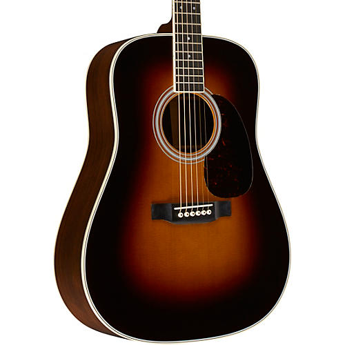 Martin D-35 Standard Dreadnought Acoustic Guitar Sunburst