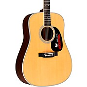D-35 Woodstock 50th Anniversary Deadnought Acoustic Guitar Natural