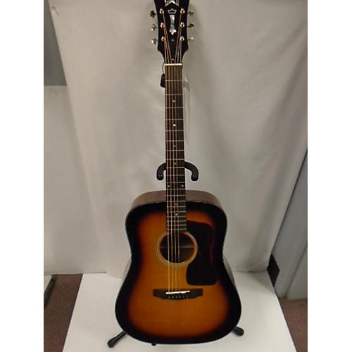 Guild D-40 Traditional Acoustic Electric Guitar Antique Burst