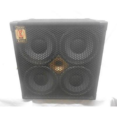 Eden D-410-t Bass Cabinet