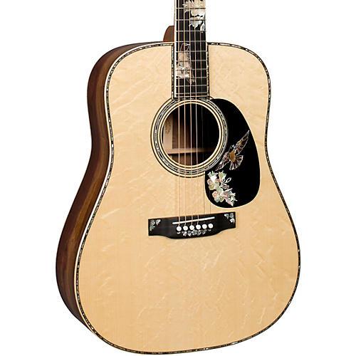 Martin D-42 Purple Martin Dreadnought Acoustic Guitar