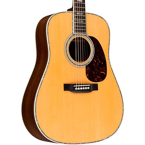 martin d 45 standard dreadnought acoustic guitar aged toner musician 39 s friend. Black Bedroom Furniture Sets. Home Design Ideas
