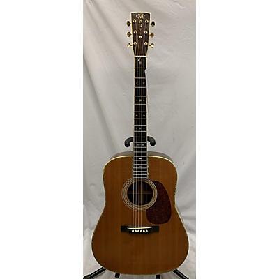 Martin D-45VR Acoustic Guitar