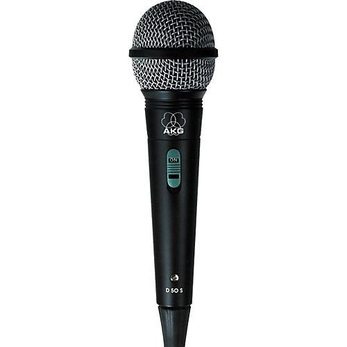 AKG D 50 S Dynamic Vocal Microphone