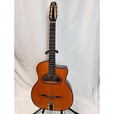 Gitane D-500 Acoustic Electric Guitar