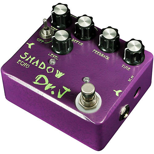 Dr. J Pedals D-54 Shadow Echo Guitar Effects Delay Pedal with True Bypass