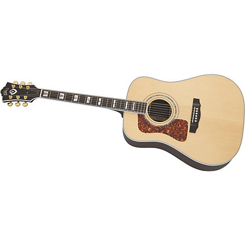 Guild D-55 Lefty Dreadnought Acoustic-Electric Guitar
