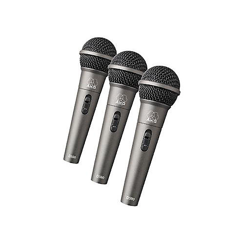 AKG D 590 Microphone Buy One Get Two Free