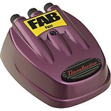 Open BoxDanelectro D-7 FAB Fuzz Guitar Effects Pedal