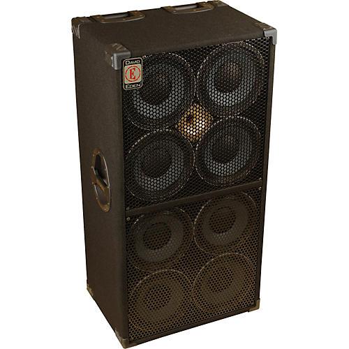 Eden D-810RP Speaker Cabinet 8x10 1200W