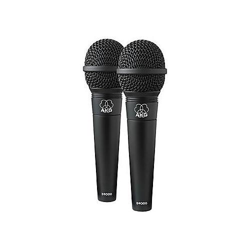 AKG D 9000 High Performance Microphone Buy 1 Get 1 Free