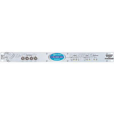 Drawmer D Clock Word Clock Measurement and Distribution Amp