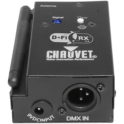 CHAUVET DJ D-Fi Rx 2.4 Wireless Receiver Restock