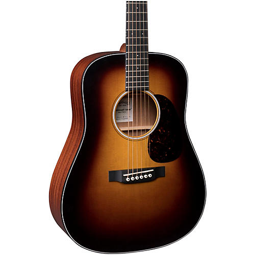 Martin D Jr. E Acoustic-Electric Guitar