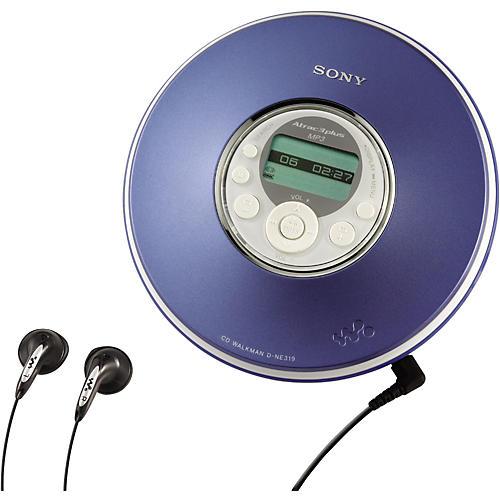 Sony D-NE319 MP3/ATRAC CD Walkman Player