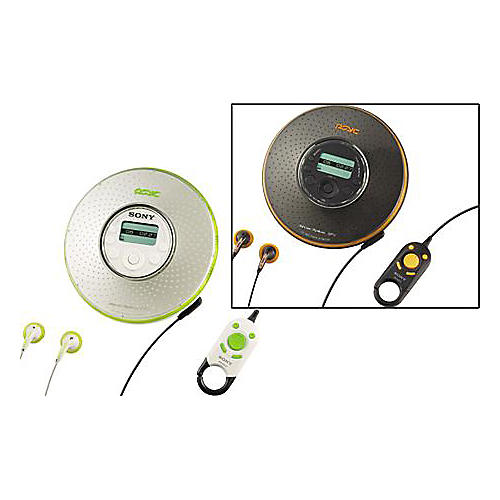 Sony D-NE320 PSYC MP3/ATRAC CD Walkman Player
