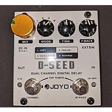 Joyo D-SEED Effect Pedal