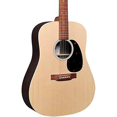 Martin D-X2E Rosewood Dreadnought Acoustic-Electric Guitar