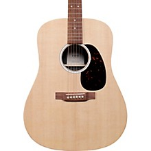 Martin D-X2E Sitka Spruce Mahogany Dreadnought Acoustic-Electric Guitar