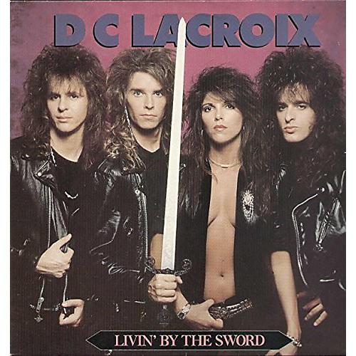 Alliance D.C. Lacroix - Livin' By the Sword
