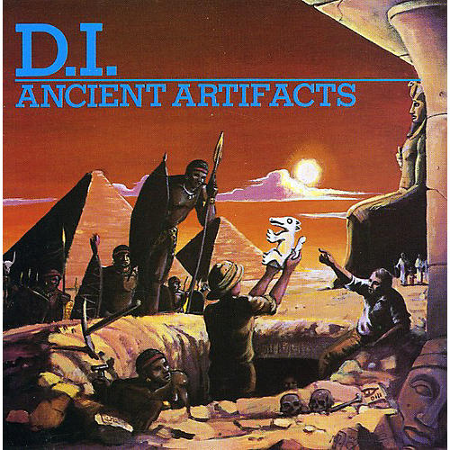 Alliance D.I. - Ancient Artifacts