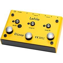 Lehle D.Loop SGoS Programmable Double Looper