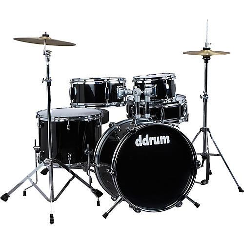 ddrum d1 5 piece junior drum set with cymbals musician 39 s friend. Black Bedroom Furniture Sets. Home Design Ideas