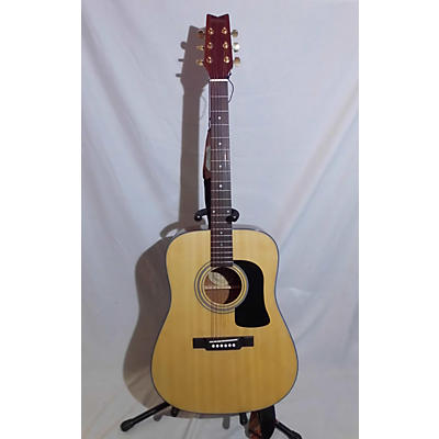 Washburn D100s Acoustic Guitar