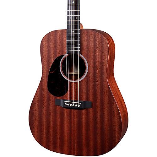 Martin D10EL-01 Left-Handed Road Series Dreadnought Acoustic-Electric Guitar