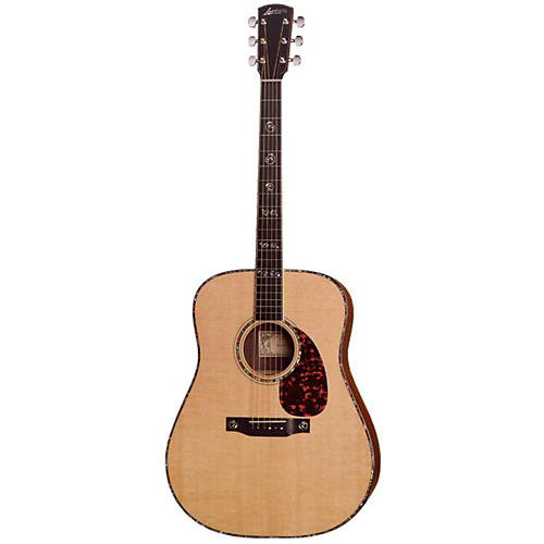 Larrivee D10RWI All Solid Wood Dreadnought Acoustic-Electric Guitar