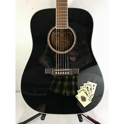 Washburn D10SBPO Acoustic Guitar