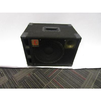 Eden D112xl 8 Bass Cabinet