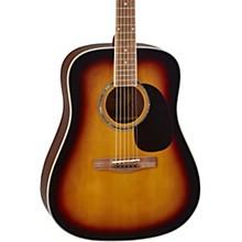 D120 Dreadnought Acoustic Guitar Sunburst