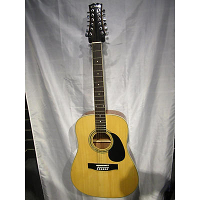Mitchell D120S 12 String Acoustic Electric Guitar