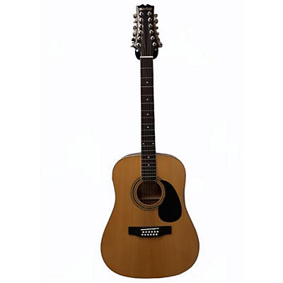Mitchell D120S12E 12 String Acoustic Electric Guitar