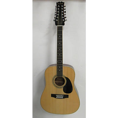 Mitchell D120S12E/n 12 String Acoustic Electric Guitar