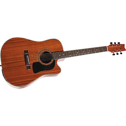 Washburn D140MCIQ Acoustic-Electric Guitar